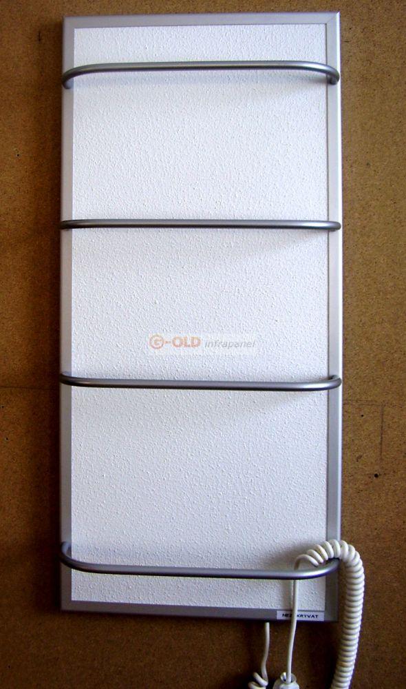 G-OLD-200tsv 200W törölközőszárító kapcsolós villásdugóval