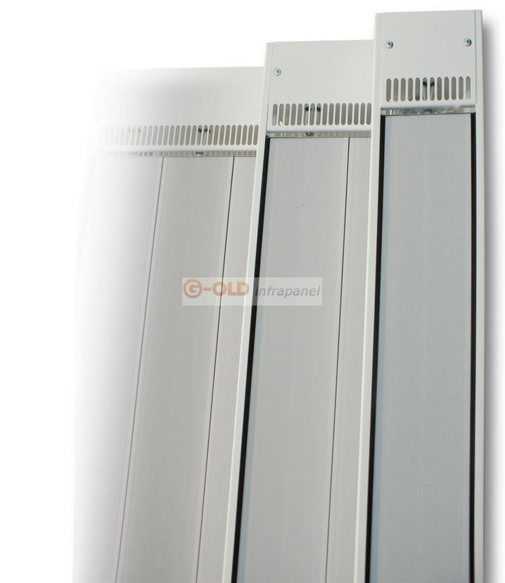 G-OLDSUN S-30 3000W Háromsoros infrafűtés