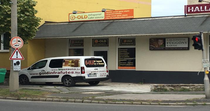 Győri üzletünk