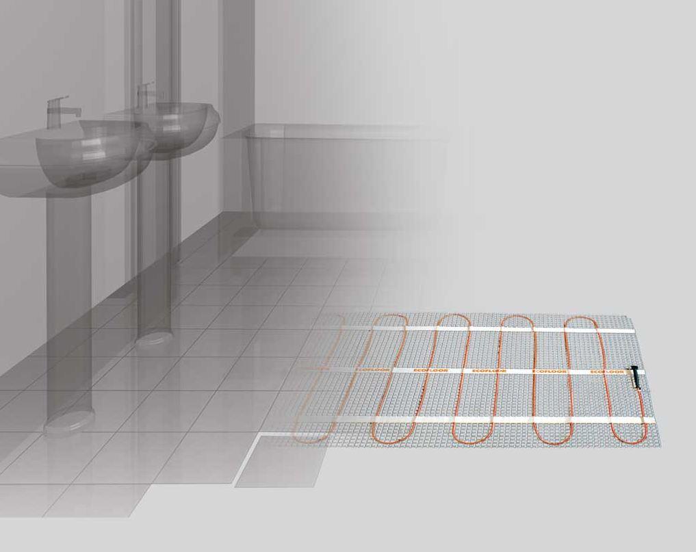 Fűtőszőnyeg hidegburkolat alá - G-OLD Infrapanel - Infrafűtés